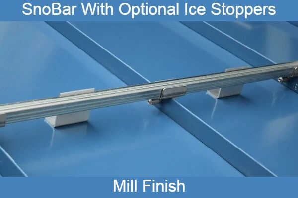 SnoBar with IceStoppers