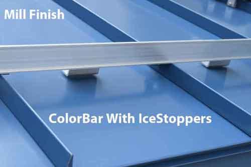 ColorBar Single Bar System