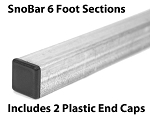 SnoBar (6 Foot Section)