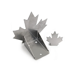 Metal Snow Guards Maple Leaf