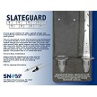 Shingle Roof Snow Guard Flyer